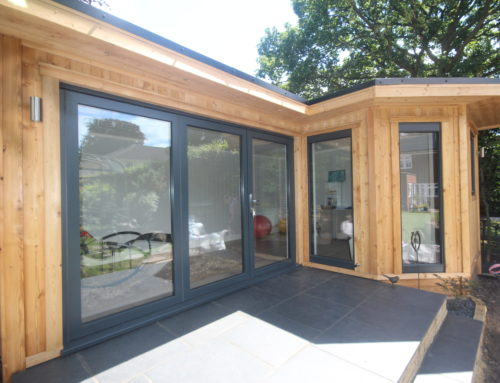 Multi purpose garden room