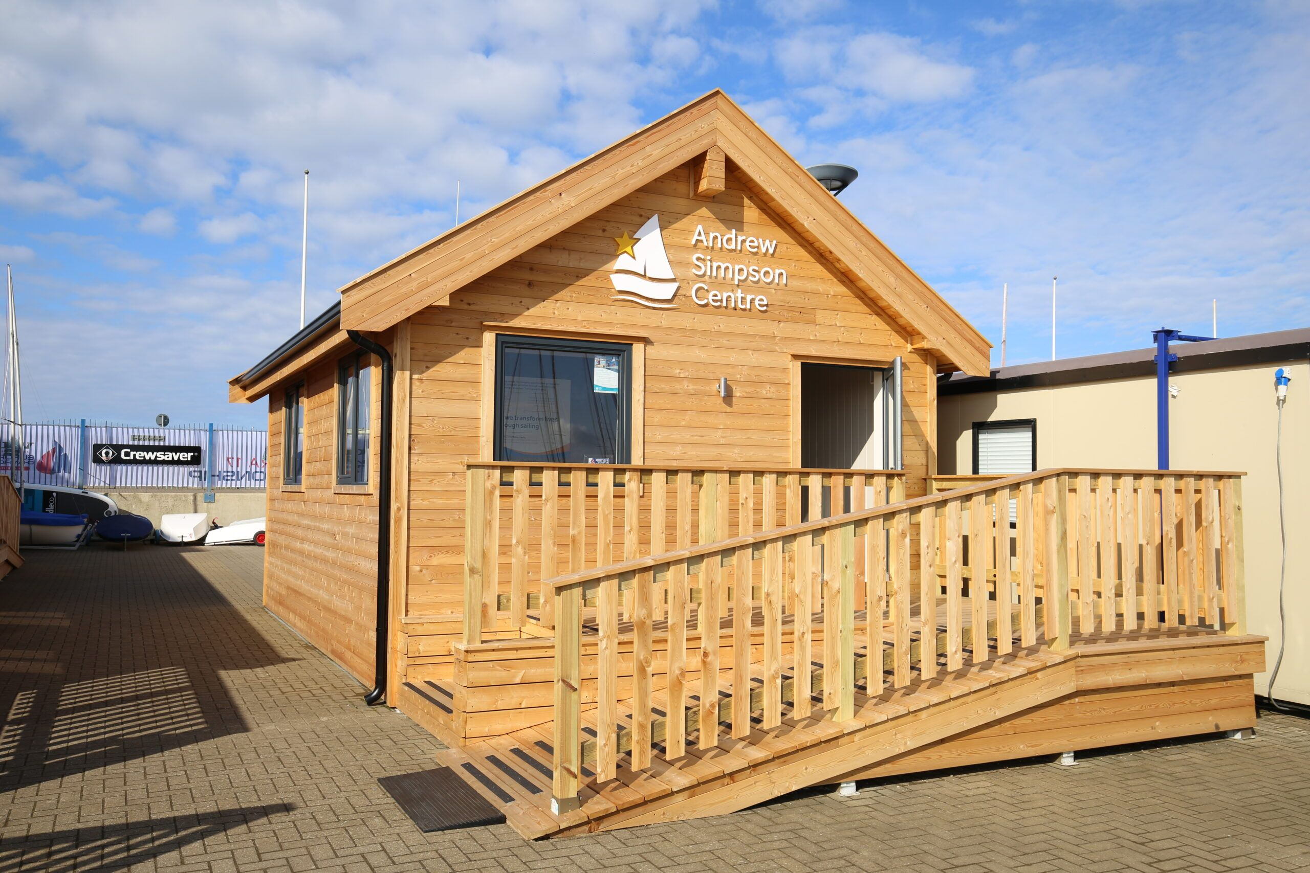 Sailing Centre in Weymouth